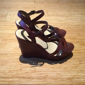 Cole Haan wedge sandal
